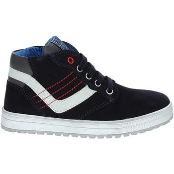 Chaussures Enfant Baskets montantes Asso 68709 Bleu