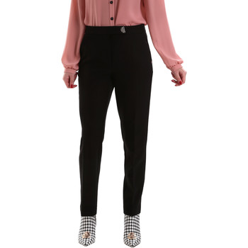Vêtements Femme Chinos / Carrots Gaudi 921FD25001 Noir