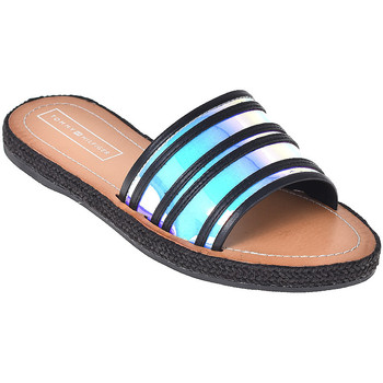 Chaussures Femme Mules Tommy Hilfiger FW0FW03824 Noir