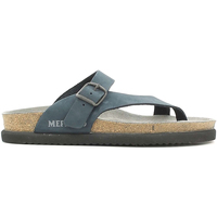Chaussures Homme Tongs Mephisto P5117711 Bleu