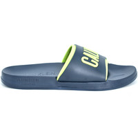 Chaussures Homme Claquettes Calvin Klein Jeans KM0KM00376 Bleu