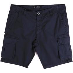 Vêtements Homme Shorts / Bermudas Key Up 2P16A 0001 Bleu