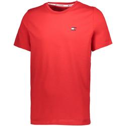 Vêtements Homme T-shirts manches courtes Tommy Hilfiger S20S200074 Rouge