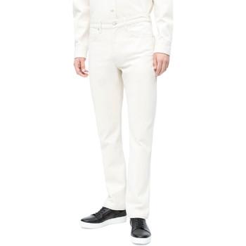 Vêtements Homme Jeans slim Calvin Klein Jeans J30J310380 Blanc