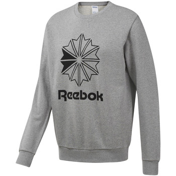 Vêtements Homme Sweats Reebok Sport DT8130 Gris
