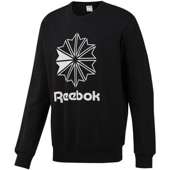Vêtements Homme Sweats Reebok Sport DT8132 Noir