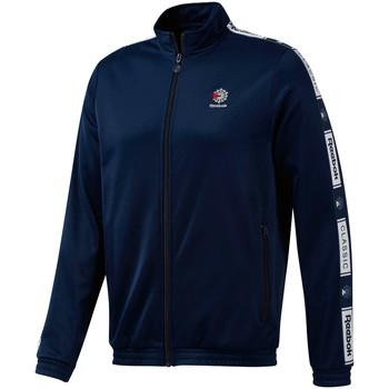 Vêtements Homme Vestes de survêtement Reebok Sport DT8148 Bleu