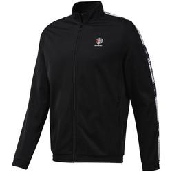 Vêtements Homme Vestes de survêtement Reebok Sport DT8150 Noir
