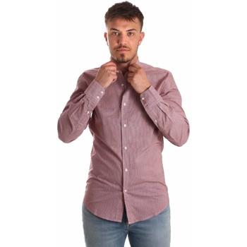 Vêtements Homme Chemises manches longues Antony Morato MMSL00526 FA430360 Rouge