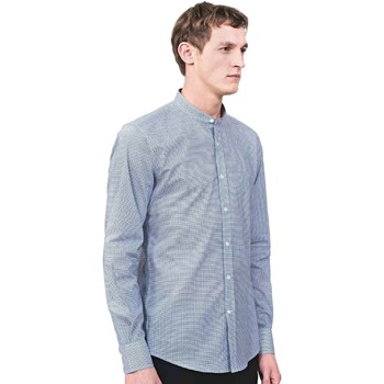 Vêtements Homme Chemises manches longues Antony Morato MMSL00526 FA430360 Bleu