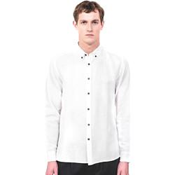 Vêtements Homme Chemises manches longues Antony Morato MMSL00530 FA400051 Beige