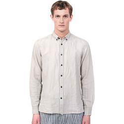 Vêtements Homme Chemises manches longues Antony Morato MMSL00530 FA400051 Gris