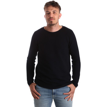 Vêtements Homme Pulls Antony Morato MMSW00938 YA100018 Bleu