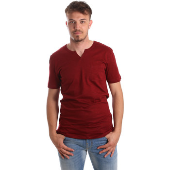 Vêtements Homme T-shirts manches courtes Antony Morato MMKS01487 FA100139 Rouge