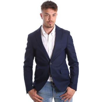 Vêtements Homme Vestes / Blazers Antony Morato MMJA00388 FA400060 Bleu