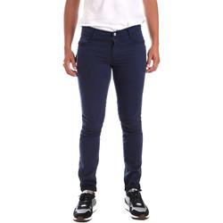 Vêtements Homme Chinos / Carrots Antony Morato MMTR00498 FA800109 Bleu