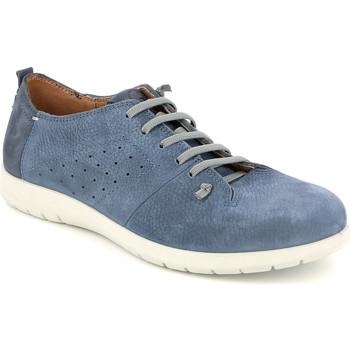 Chaussures Homme Baskets basses Grunland SC4445 Bleu