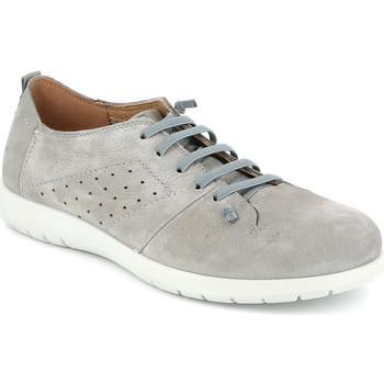 Chaussures Homme Baskets basses Grunland SC4445 Gris
