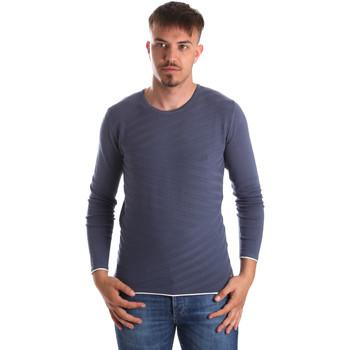 Vêtements Homme Pulls Gaudi 911FU53018 Bleu