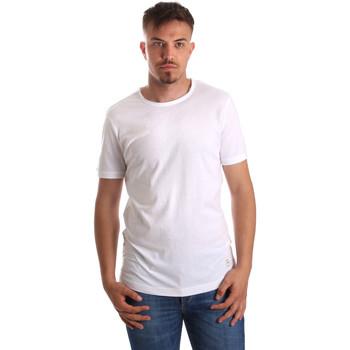 Vêtements Homme T-shirts manches courtes Gaudi 911BU64023 Blanc