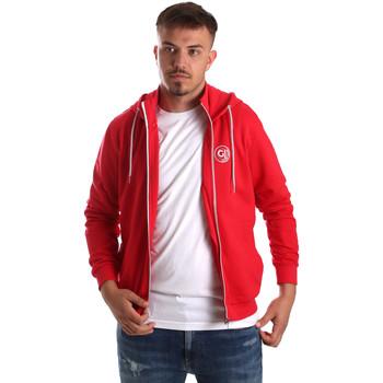 Vêtements Homme Sweats Gaudi 911BU64043 Rouge
