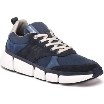 Chaussures Homme Baskets basses Lumberjack SM58705 002 R66 Bleu