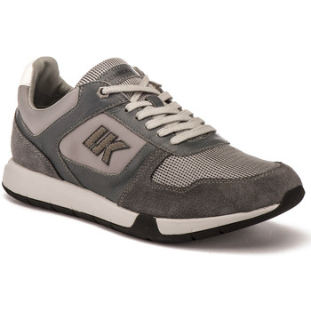 Chaussures Homme Baskets basses Lumberjack SM40805 003 M47 Gris