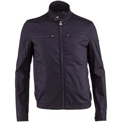 Vêtements Homme Blousons Lumberjack CM37824 002 505 Bleu