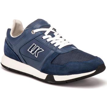 Chaussures Homme Baskets basses Lumberjack SM40805 003 M47 Bleu
