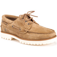 Chaussures Homme Chaussures bateau Lumberjack SM59304 001 A04 Marron