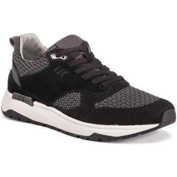 Chaussures Homme Baskets basses Lumberjack SM30405 013 R20 Noir