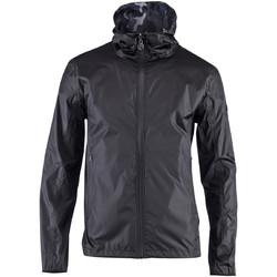 Vêtements Homme Coupes vent Lumberjack CM45823 002 412 Noir