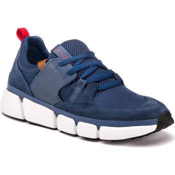 Chaussures Homme Baskets basses Lumberjack SM58705 001 M50 Bleu