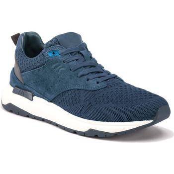 Chaussures Homme Baskets basses Lumberjack SM30405 013 R20 Bleu