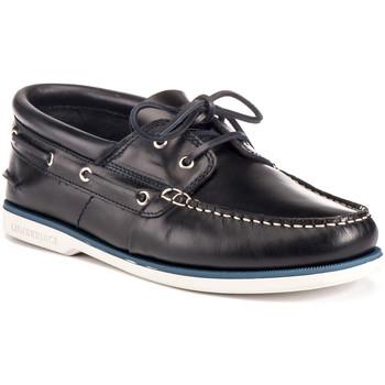Chaussures Homme Chaussures bateau Lumberjack SM39104 002 B03 Noir