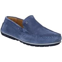 Chaussures Homme Mocassins Rogers 701 Bleu