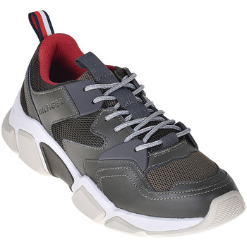 Chaussures Homme Baskets basses Tommy Hilfiger FM0FM02148 Vert