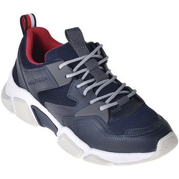 Chaussures Homme Baskets basses Tommy Hilfiger FM0FM02148 Bleu