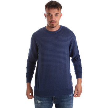 Vêtements Homme Pulls Navigare NV00196 30 Bleu