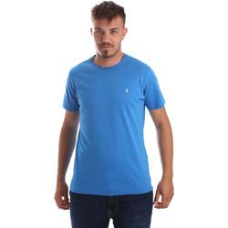 Vêtements Homme T-shirts manches courtes Navigare NV31069 Bleu