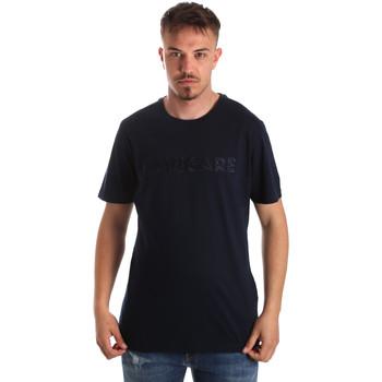 Vêtements Homme T-shirts manches courtes Navigare NV31070 Bleu