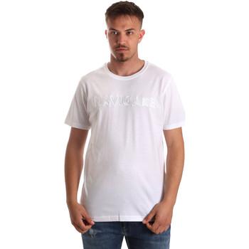 Vêtements Homme T-shirts manches courtes Navigare NV31070 Blanc
