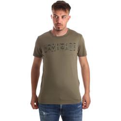 Vêtements Homme T-shirts manches courtes Navigare NV31081 Vert