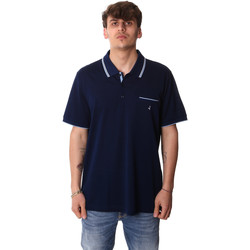 Vêtements Homme Polos manches courtes Navigare NV72045AD Bleu