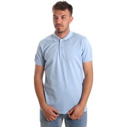 Vêtements Homme Polos manches courtes Navigare NV82001AD Bleu