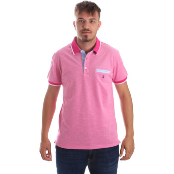 Vêtements Homme Polos manches courtes Navigare NV82092 Rose