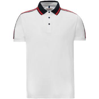 Vêtements Homme Polos manches courtes Invicta 4452206/U Blanc