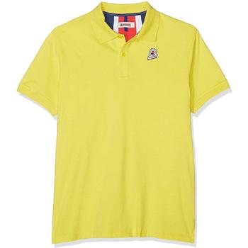 Vêtements Homme Polos manches courtes Invicta 4452208/U Jaune