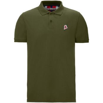 Vêtements Homme Polos manches courtes Invicta 4452208/U Vert
