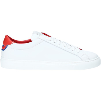 Chaussures Homme Baskets basses Rogers DV 01 Blanc